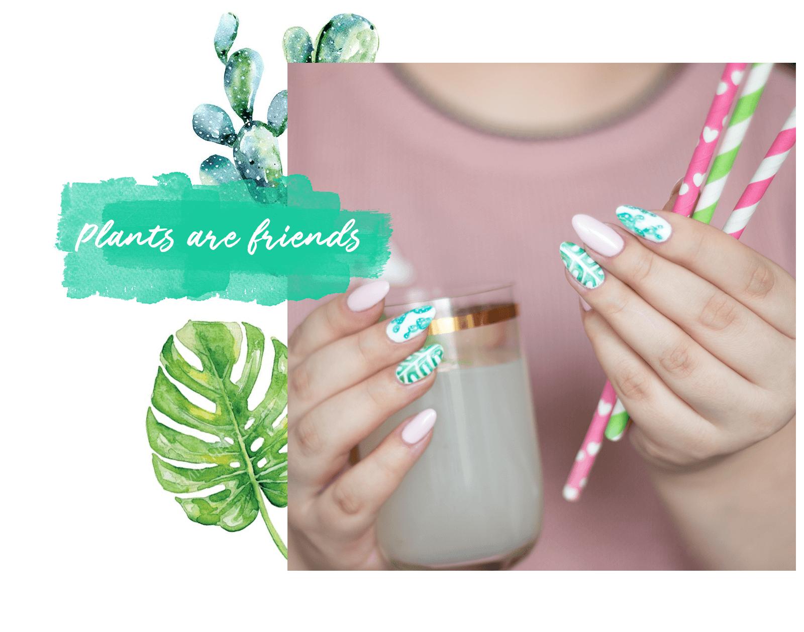 Wszystko o moich paznokciach + ulubione stylizacje